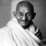 Factropolis -- A Fun Fact Every Day!: Mahatma Gandhi advocated the ...