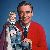 Factropolis A Fun Fact Every Day Fred Rogers Better Known As Mister Rogers Wore Sweaters To Conceal Extensive Forearm Tattoos Commemorating His Short Stint As A Merchant Marine